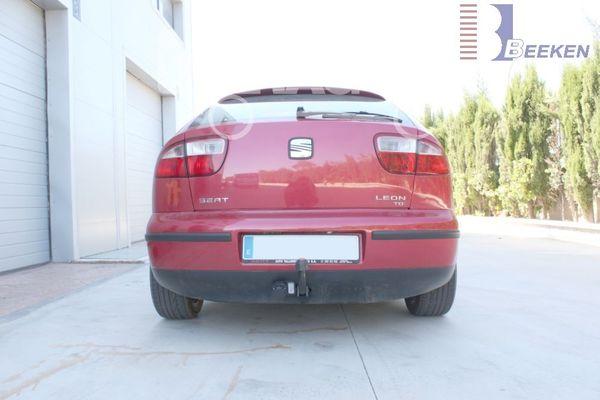Anhängerkupplung für Seat-Leon - 2000-2005 Fließheck Typ 1M 1MO, spez. FR 2WD Ausf.:  feststehend
