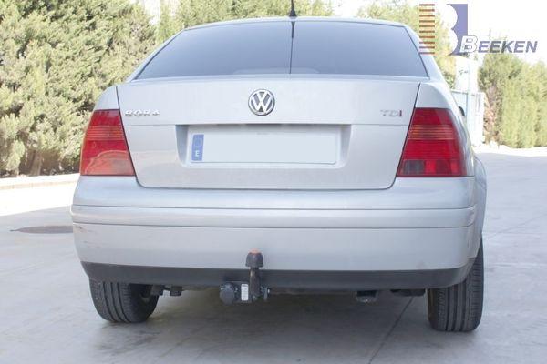 Anhängerkupplung VW-Bora Lim. nicht 4x4, Baujahr 1998- Ausf.:  feststehend