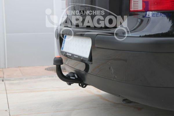 Anhängerkupplung für VW-Golf IV Limousine, nicht Syncro / 4-Motion, Baujahr 1997-