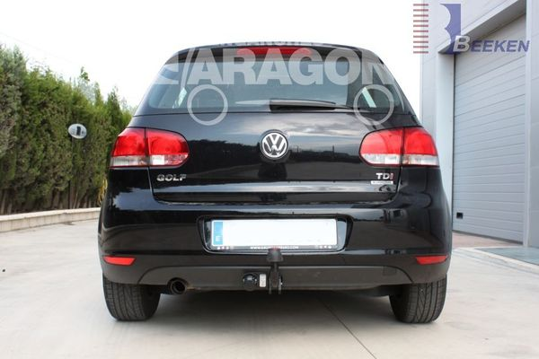 anh ngerkupplung vw golf vi plus jetzt starr montage. Black Bedroom Furniture Sets. Home Design Ideas