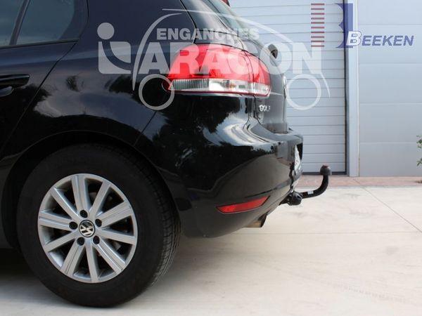 Anhängerkupplung VW-Golf VI Plus, Baujahr 2008-