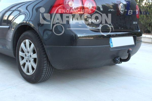 Anhängerkupplung für VW-Golf V, Limousine, nicht 4x4, Baujahr 2003-