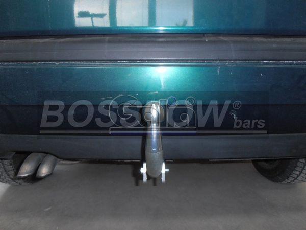 Anhängerkupplung für VW-Golf - 1993-1997 III Cabrio, nicht Syncro VR6 Ausf.:  feststehend