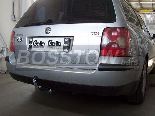 Anhängerkupplung VW-Passat 3b, nicht 4-Motion, Variant, Baujahr 1996-2000
