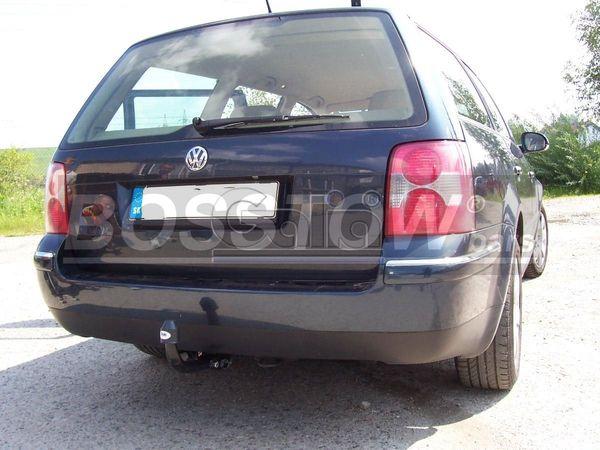 Anhängerkupplung VW-Passat 3b, 4-Motion, Limousine, Baujahr 1996-2000
