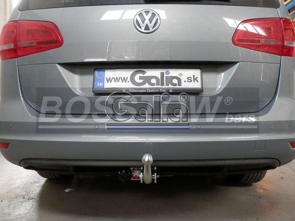 Anhängerkupplung für VW-Sharan inkl. 4x4, Baujahr 2012-
