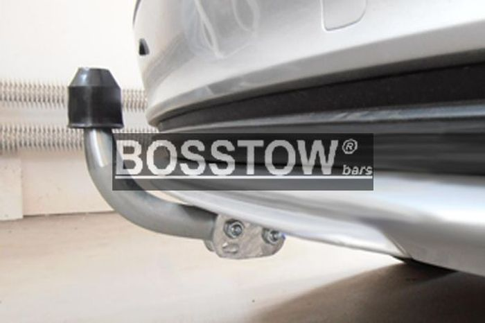 Anhängerkupplung BMW-3er Coupe E46 nicht M- Paket, Baujahr 1999-