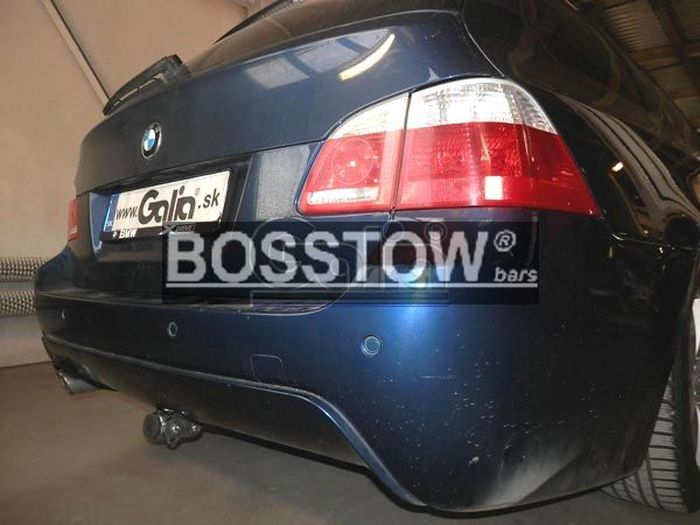 Anhängerkupplung BMW-5er Limousine E60, Baujahr 2007-