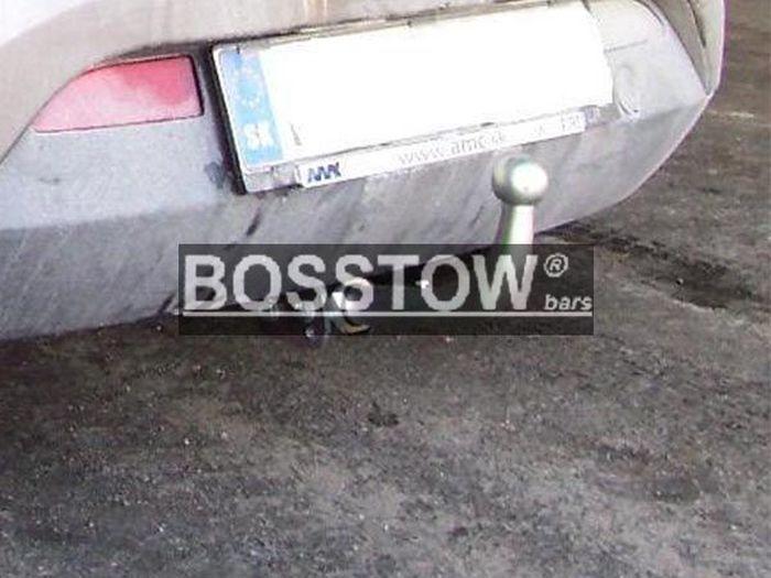 Anhängerkupplung für Fiat-Bravo - 2007- 5-türig Ausf.:  horizontal