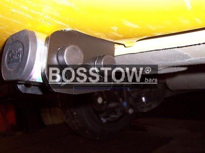 Anhängerkupplung für Fiat-Linea - 2007-2014 Ausf.:  horizontal