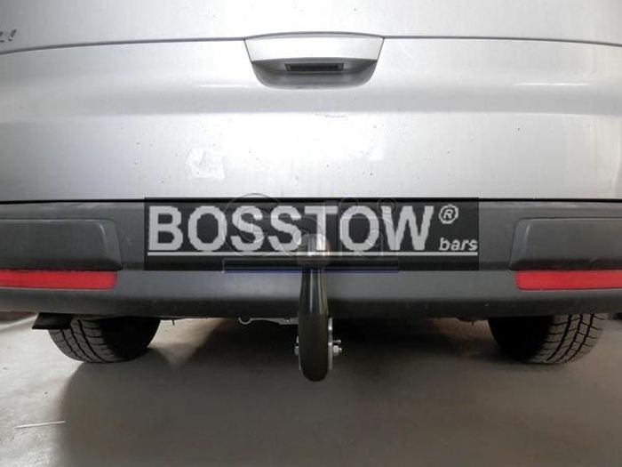 Anhängerkupplung Ford S-Max Fzg ohne Niveauregulierung, Baureihe 2006-2008  feststehend