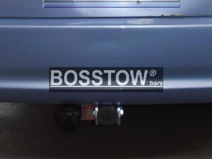 Anhängerkupplung für Honda-Jazz - 2008-2011 Ausf.:  horizontal