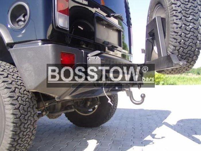 Anhängerkupplung für Cadillac-Escalade - 2003-2006 für Fahrzeuge mit AHK Vorbereitung Ausf.:  feststehend