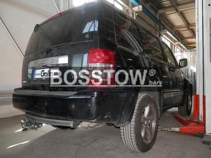 Anhängerkupplung für Jeep-Cherokee - 2008- KK Ausf.:  horizontal