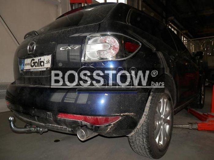 Anhängerkupplung Mazda-CX- 7 SUV, Baujahr 2007-2009