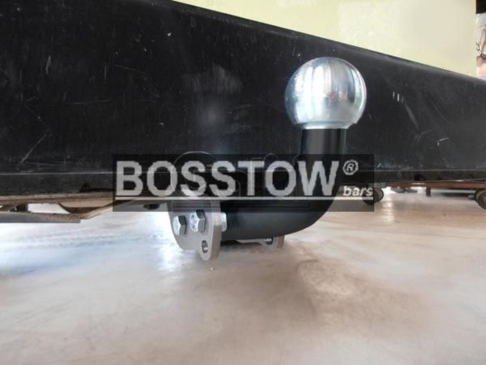 Anhängerkupplung Mercedes-Sprinter Pritsche Heckantrieb 409-424, Radstd. 4325mm, Baujahr 2006-2018