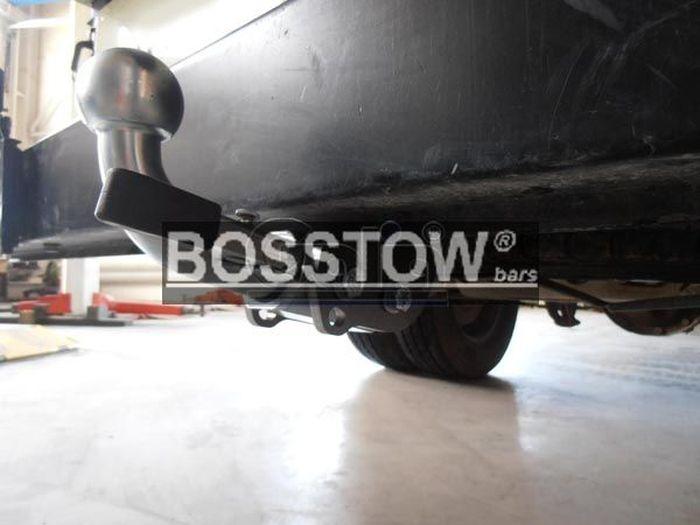 Anhängerkupplung für VW-Crafter - 2006-2017 46, Pritsche, Radstd. 3665mm Ausf.:  horizontal