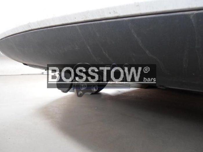 Anhängerkupplung für Opel-Astra - 2010- J, Kombi Ausf.:  horizontal