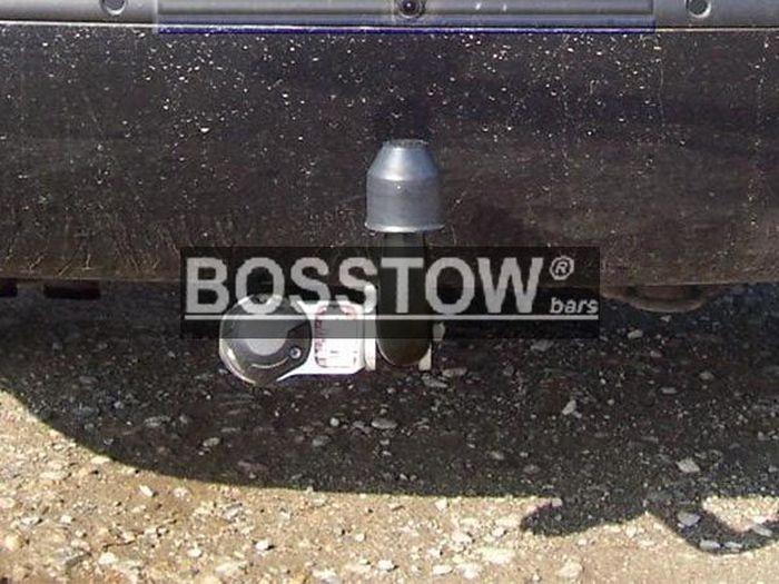 Anhängerkupplung für Skoda-Superb Superb I Limousine, Baujahr 2001-2008
