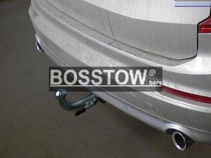 Anhängerkupplung für Volvo-XC 90 - 2015- Ausf.:  horizontal