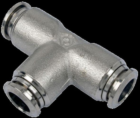 ( LF3) Verbinder, T- Stück, 5,00 mm Steckanschluss