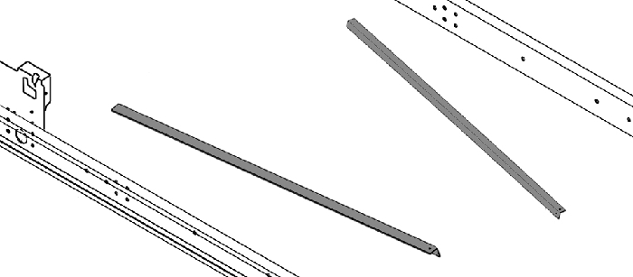 erf. Kit Diagonalstreben f. BOSStow- RV oB