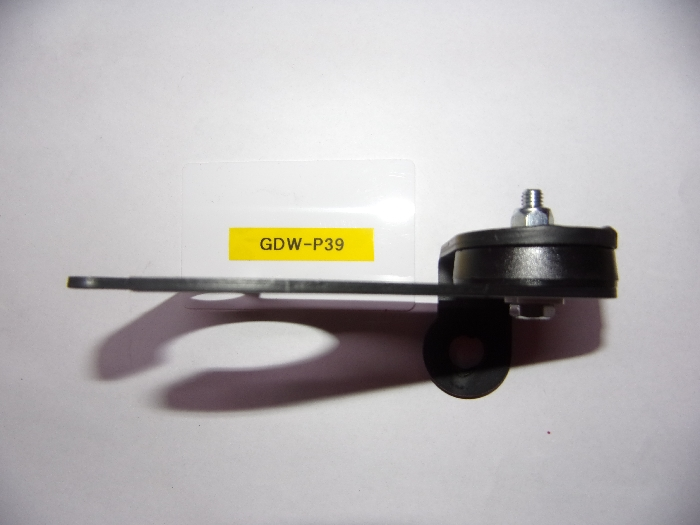 Steckdosenplatte, schwenkbar, GDW Typ P39