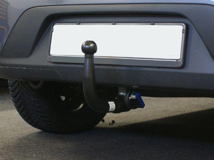 Anhängerkupplung Ford-KA + Plus nur für Heckträgerbetrieb, Baujahr 2016-
