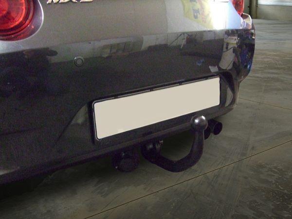 Anhängerkupplung Mazda-MX 5, ND nur für Heckträgerbetrieb, Baujahr 2015-