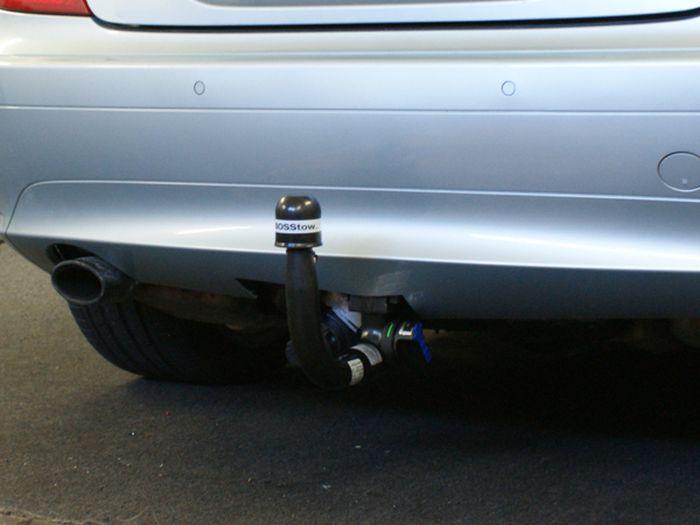 Anhängerkupplung Mercedes-SLK R171 nur für Heckträgerbetrieb, Baujahr 2004-