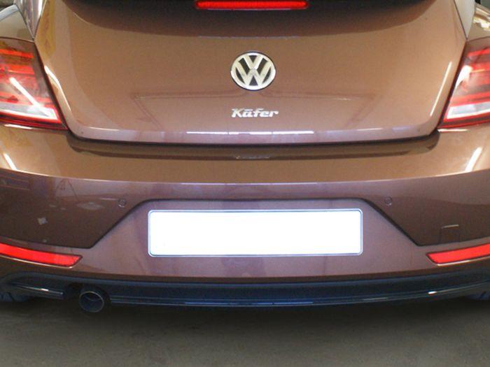 Anhängerkupplung VW-Beetle incl. Cabrio, nur für Heckträgerbetrieb, Baujahr 2011-