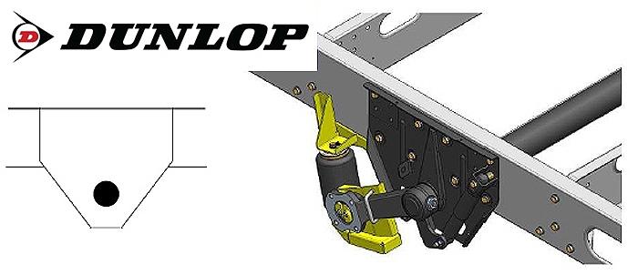 ALKO ( AL-KO )- Chassis- 1994-2002_low Radaufnahme- Einzelachse, Zweikreis Zusatz-Luftfederanlage, syst. LF3