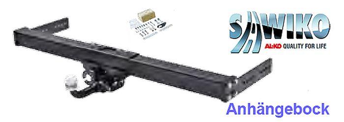 Anhängerkupplung Typ Sawiko 054 TA, f. Wohnmobile mit vorh. tragfähigem Tiefrahmen/ Absenkung- ALKO ( AL-KO ), D 14,1kN.