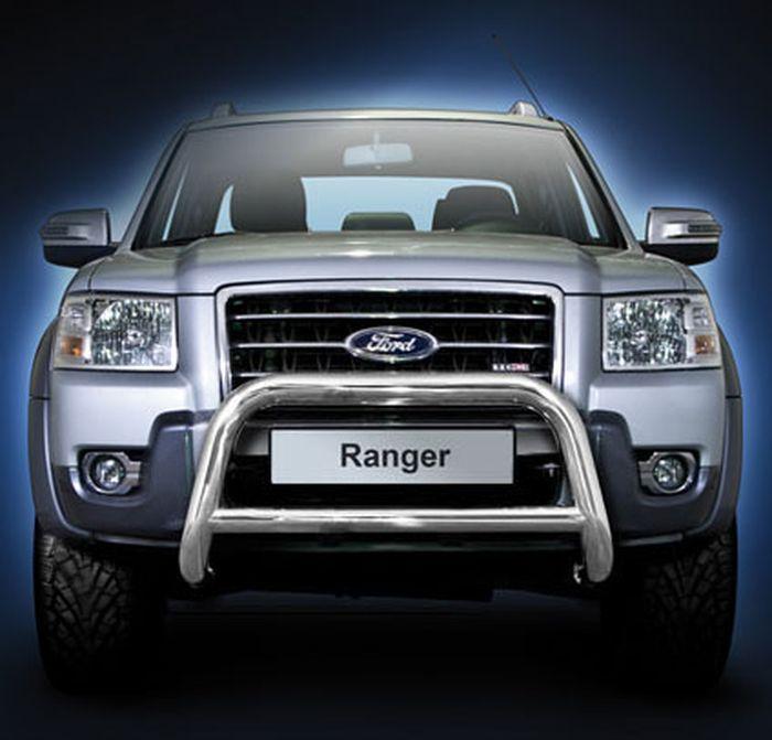 Frontschutzbügel Kuhfänger Bullfänger Ford Ranger 2009-2011, Steelbar Q 70mm
