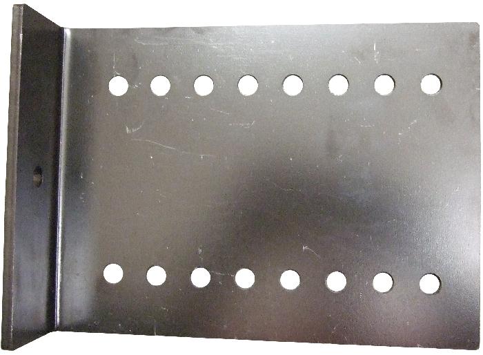 Zubehör Stützenhalter: Adapterplatte 250mm für Serie 30