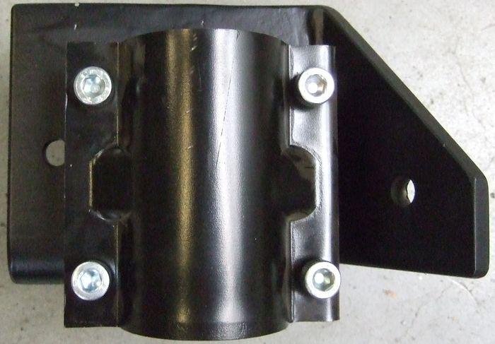 Zubehör Stützenhalter: Fiat Ducato 244 Leiterrahmen hinten R u. L, 65mm für Serie 3000