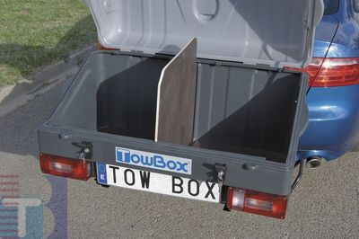 TowBox V1 Dog Trennwand