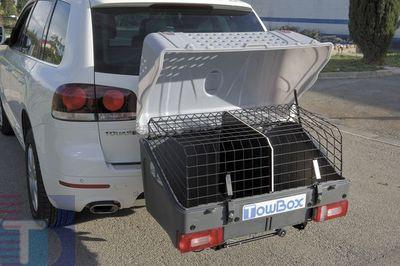TowBox V1 Dog Käfige