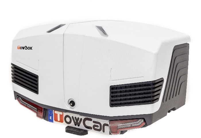 TowBox System BOX System AIR V3, Arctic, Toplader