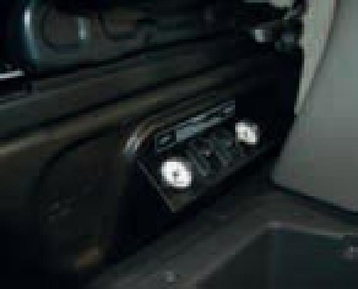 Nissan NV 400 III Bj. 2010-2014, Heckantrieb zwillingsbereift, Zusatz-Luftfederung 8 Zoll Zweikreis Doppelfaltenbalg- Anlage, Semi Air Komfortset-LCV, syst. LF1