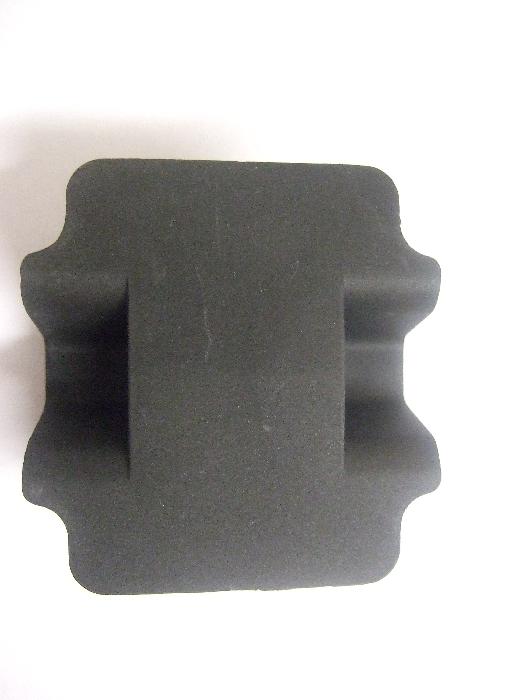 Abdeckung / Verschlussstopfen f. die abn. AHK, Steinhof (Typ W10)