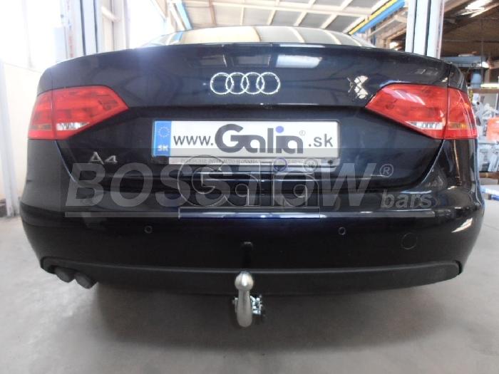 Anhängerkupplung Audi-A4 Limousine nicht Quattro, nicht S4, Baujahr 2012-2015