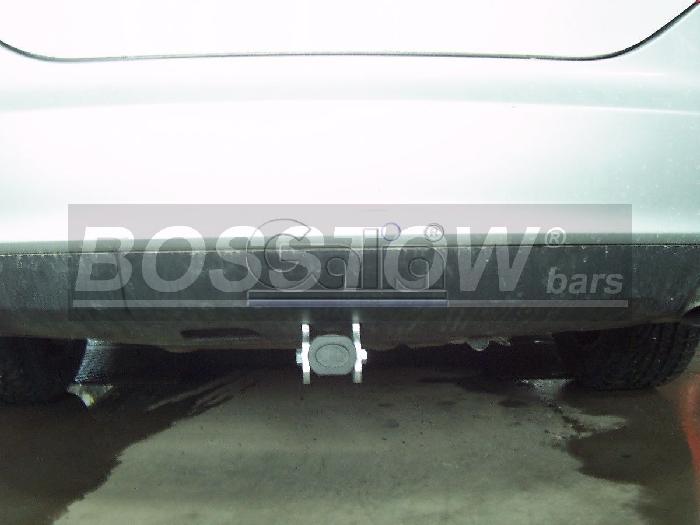 Anhängerkupplung Audi-A6 Avant 4F/C6, Baujahr 2009-2011