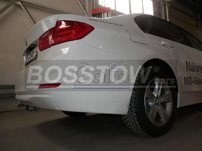 Anhängerkupplung für BMW-3er - 2012-2014 Touring F31 Ausf.:  horizontal