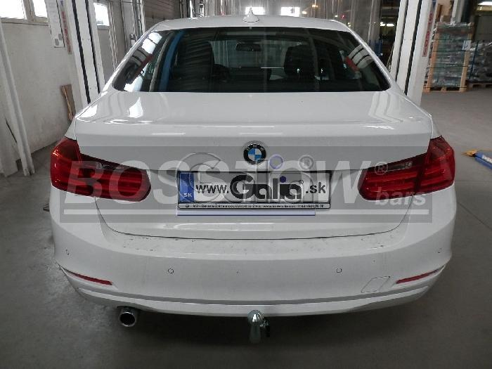 Anhängerkupplung BMW-3er Limousine F30, Baujahr 2014-2018
