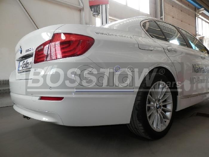 Anhängerkupplung für BMW-5er GT F07 - 2009-2013