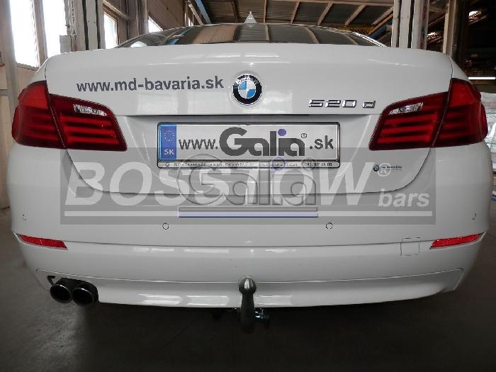 Anhängerkupplung für BMW-5er Limousine F10, Baujahr 2010-2014