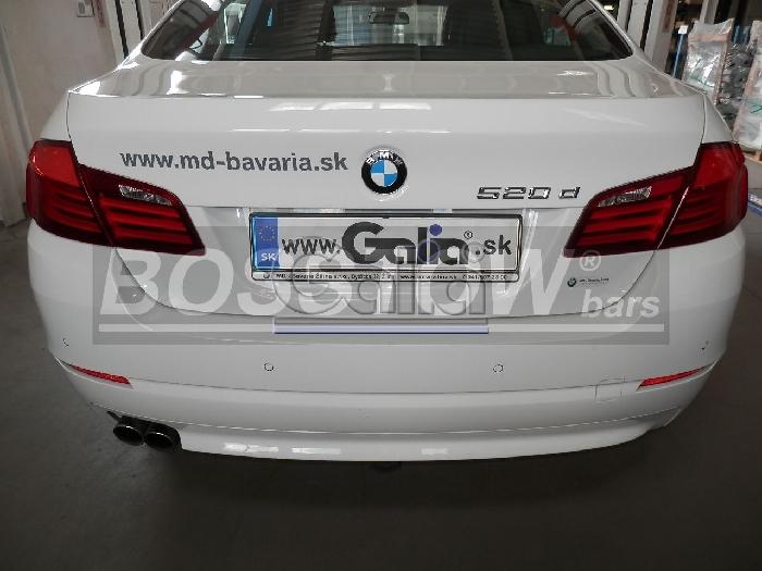 Anhängerkupplung für BMW-5er Limousine F10, Baujahr 2014-