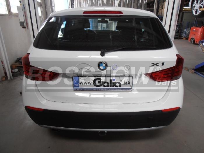 Anhängerkupplung für BMW-X1 - 2009- E84 Geländekombi Ausf.:  horizontal