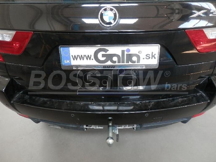 Anhängerkupplung BMW-X3 E83 Geländekombi, Baujahr 2004-2010
